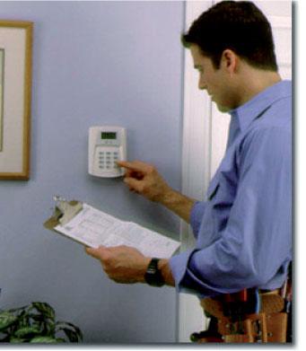 Programaci n de centrales de alarma curso instalacion for Instalacion de alarmas