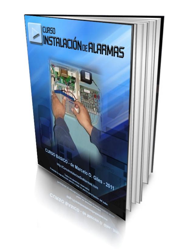 Realmente vas a aprender a instalar alarmas curso for Instalacion de alarmas