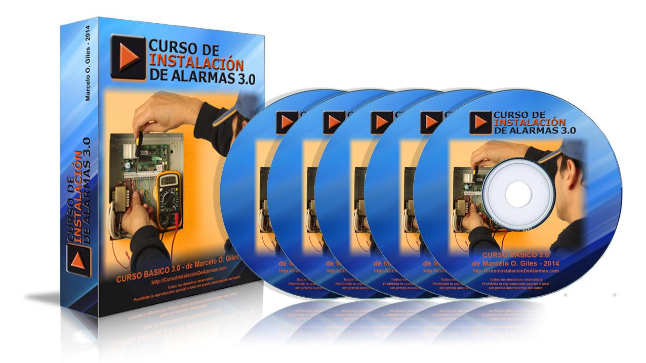 Contenidos del curso de instalacion de alarmas 3 0 curso for Instalacion de alarmas